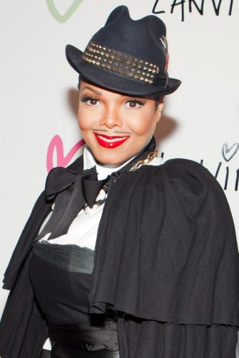 NEW YORK - OCTOBER 29:  Janet Jackson attends the 2010 Halloween Extravaganza at Lanvin Boutique on October 29, 2010 in New York City.  (Photo by Michael Stewart/WireImage)