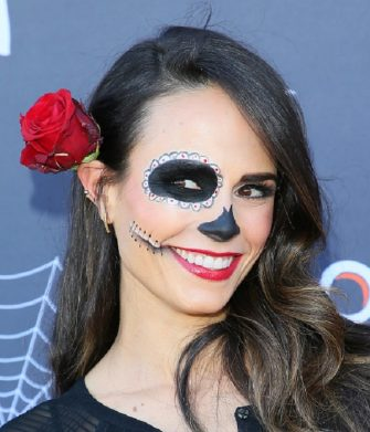 CULVER CITY, CA - OCTOBER 22: Jordana Brewster attends the GOOD+ Foundation's 2nd Annual Halloween Bash on October 22, 2017 in Los Angeles, California. (Photo by JB Lacroix/ WireImage)