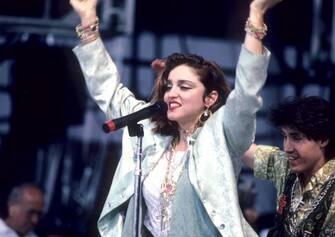 Madonna (Photo by Kevin Mazur Archive/WireImage)