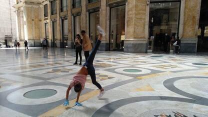 Napoli, il sogno di Miriam diventa realtà: ballerà al San Carlo