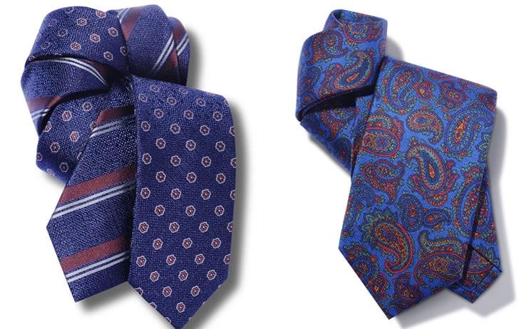 Cravatte firmate Bigi