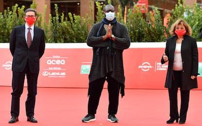 Festa del cinema di Roma, premio alla carriera per Steve McQueen. FOTO