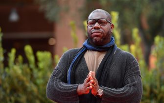 British artist and filmmaker Steve McQueen attends the 15th annual Rome Film Festival, in Rome, Italy, 16 October 2020. The film festival runs from 15 to 25 October.      ANSA/ETTORE FERRARI