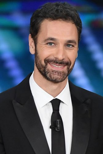 SANREMO, ITALY - FEBRUARY 07:  Raul Bova attends the opening night of the 67th Sanremo Festival 2017 at Teatro Ariston on February 7, 2017 in Sanremo, Italy.  (Photo by Venturelli/Getty Images)