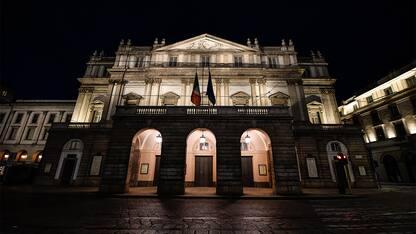 Covid: focolaio al Teatro alla Scala, coro e fiati in quarantena