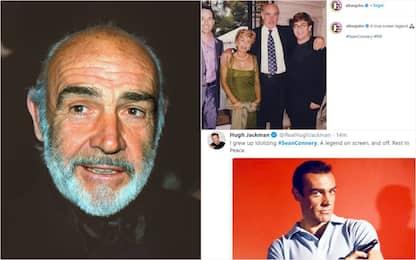 Addio Sean Connery, da Schwarzenegger a Elton John: ricordi social