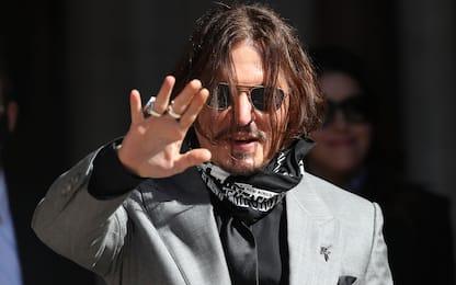 Johnny Depp perde la causa con il Sun sulle botte ad Amber Heard