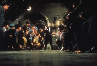 MARLON BRANDO in Guys & Dolls *Editorial Use Only* www.capitalpictures.com sales@capitalpictures.com Supplied by Capital Pictures
