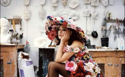 Monica Bellucci, modella per Vogue Italia: gli scatti