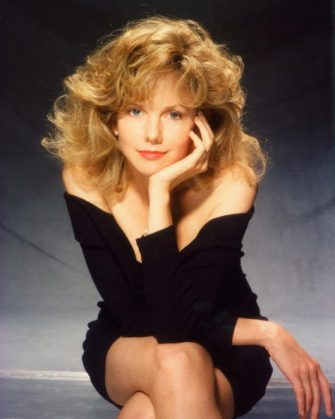 LOS ANGELES - CIRCA 2000:  Actress Linda Purl poses for a portrait circa 2000 in Los Angeles, California. (Photo by Harry Langdon/Getty Images)