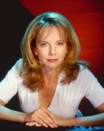 LOS ANGELES - 2003:  Actress Linda Purl poses for a portrait in 2003 in Los Angeles, California. (Photo by Harry Langdon/Getty Images)