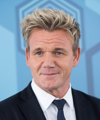 NEW YORK, NY - MAY 16:  Gordon Ramsay attends the 2016 Fox Upfront at Wollman Rink, Central Park on May 16, 2016 in New York City.  (Photo by Noam Galai/WireImage)