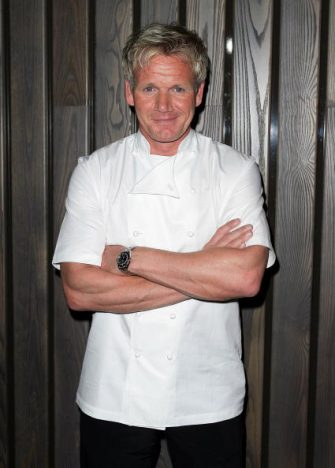 MELBOURNE, AUSTRALIA - APRIL 21:  Gordon Ramsey attends the opening party of the Crown Metropol hotel on April 21, 2010 in Melbourne, Australia.  (Photo by Don Arnold/WireImage)