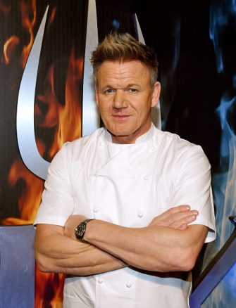 LAS VEGAS, NEVADA - MAY 10:  Chef and television personality Gordon Ramsay attends the 13th annual Vegas Uncork'd by Bon Appetit Grand Tasting event presented by the Las Vegas Convention and Visitors Authority at Caesars Palace on May 10, 2019 in Las Vegas, Nevada.  (Photo by Ethan Miller/Getty Images for Vegas Uncorkâ  d by Bon Appétit)