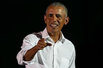 Obama compie 60 anni, cancellata festa di compleanno