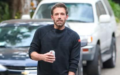 Ben Affleck ha perso molti chili: ecco come è cambiato l'attore