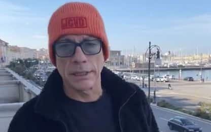 """Jean-Claude Van Damme a Trieste: """"Guardate quant'è bella"""""""