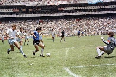 22 giugno 1986: l'opera d'arte di Maradona, il riassunto della vita