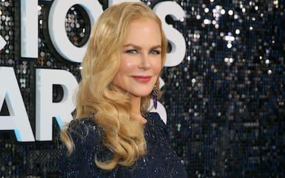 """Nicole Kidman: """"Da adolescente ero insicura a causa della mia altezza"""""""