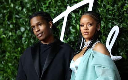 Secondo People, tra Rihanna e Asap Rocky è amore