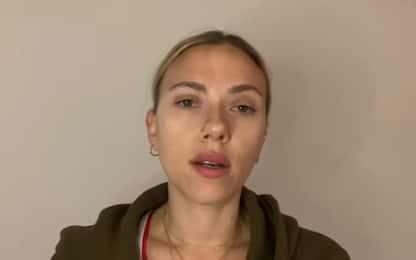 Scarlett Johansson chiede la scarcerazione di Patrick Zaki