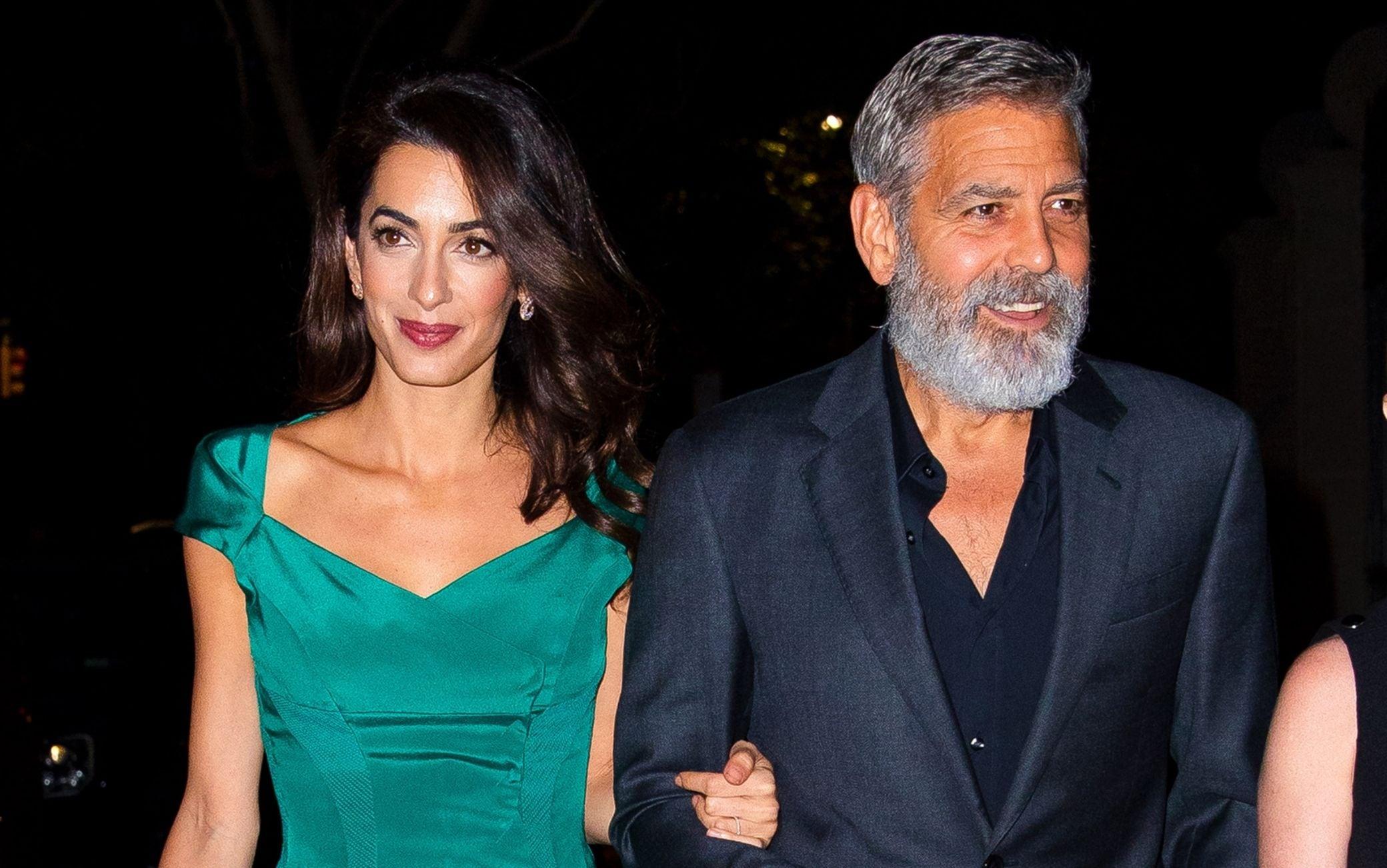 Amal e George Clooney