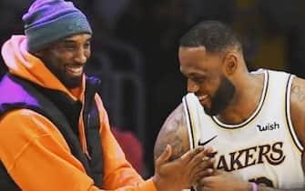Kobe Bryant e LeBron James