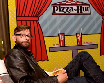SAN DIEGO, CA - JULY 19:   DJ Qualls from SYFY's 'Z Nation'  attends the Pizza Hut Lounge at 2018 Comic-Con International: San Diego at Andaz San Diego on July 19, 2018 in San Diego, California.  (Photo by Matt Winkelmeyer/Getty Images for Pizza Hut)
