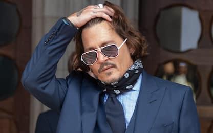 Johnny Depp vs Amber Heard: l'attore rischia di perdere 100 milioni