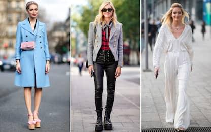Chiara Ferragni: i look più belli da copiare sfruttando i saldi