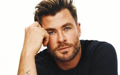 Chris Hemsworth, testimonial globale per Boss