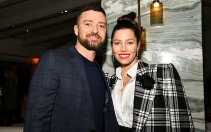 Justin Timberlake diventa papà: il nome del figlio con Jessica Biel