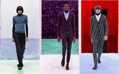 Milano Fashion Week 2021, la sfilata di Prada Moda Uomo. FOTO