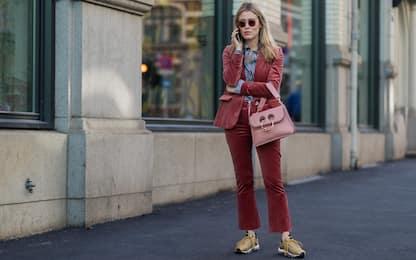 Moda, velluto mania: i look più belli con cui sfoggiare il velvet