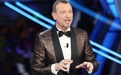 """Amadeus su Sanremo: """"Il Festival in sicurezza o non si fa"""""""