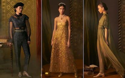 Dior, tutti i look della collezione Primavera Estate 2021