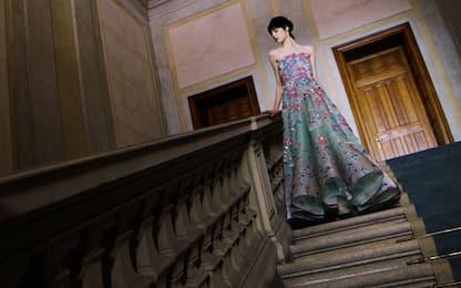 La collezione Giorgio Armani Privé per la Primavera Estate 2021