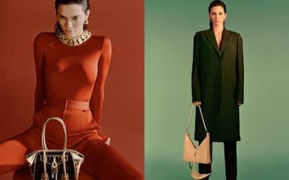 Kendall Jenner stilista di se stessa per la campagna Givenchy