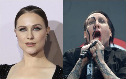 "Evan Rachel Wood accusa Marilyn Manson: ""Per anni ha abusato di me"""