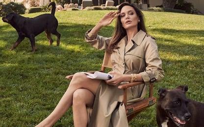 British Vogue, la copertina è di Angelina Jolie