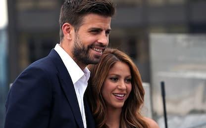 Shakira e Piqué, compleanno per due: lei compie 44 anni e lui 34. FOTO