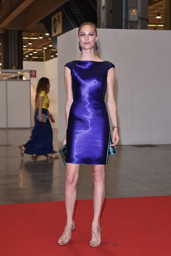MILAN, ITALY - JUNE 12:  Beatrice Borromeo attends the Convivio 2014 on June 12, 2014 in Milan, Italy.  (Photo by Jacopo Raule/Getty Images)