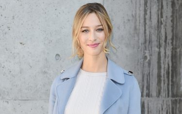 MILAN, ITALY - SEPTEMBER 25:  Beatrice Borromeo arrives at the Emporio Armani show during the Milan Fashion Week Spring/Summer 2016 on September 25, 2015 in Milan, Italy.  (Photo by Jacopo Raule/Getty Images)