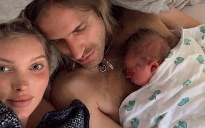 Elsa Hosk è diventata mamma: le prime foto con la figlia