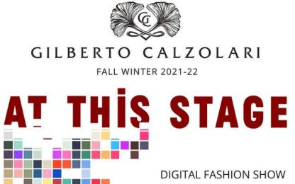 Milano Fashion Week al via, al Teatro Parenti la sfilata di Calzolari