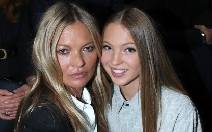 Kate Moss e sua figlia Lila posano per Save The Children