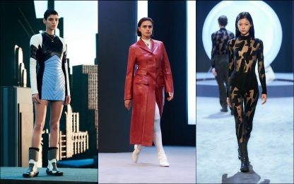 Milano Fashion Week 2021, la sfilata di Salvatore Ferragamo. FOTO