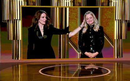Golden Globe 2021, chi sono le presentatrici Tina Fey e Amy Poehler