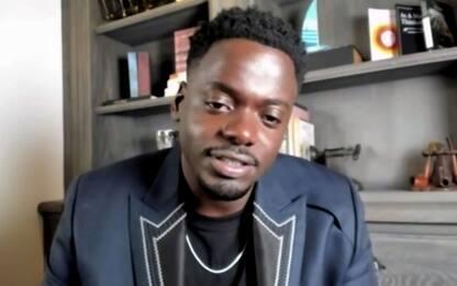 Golden Globe 2021, l'intervista a Daniel Kaluuya