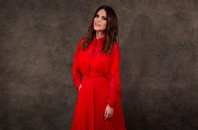 """Laura Pausini, una settimana da Oscar: """"La mia canzone per l'Italia"""""""